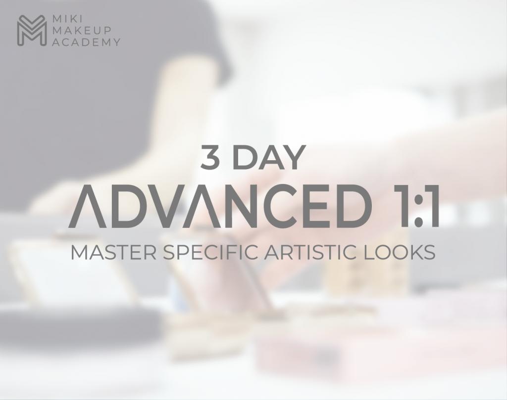 3 Day Advanced 1:1